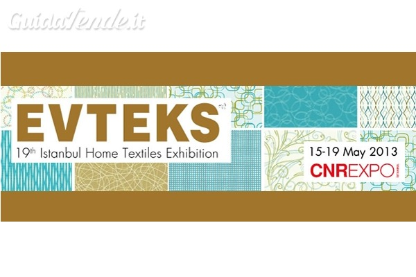 In Turchia con la Home Textiles Exhibition di Istanbul